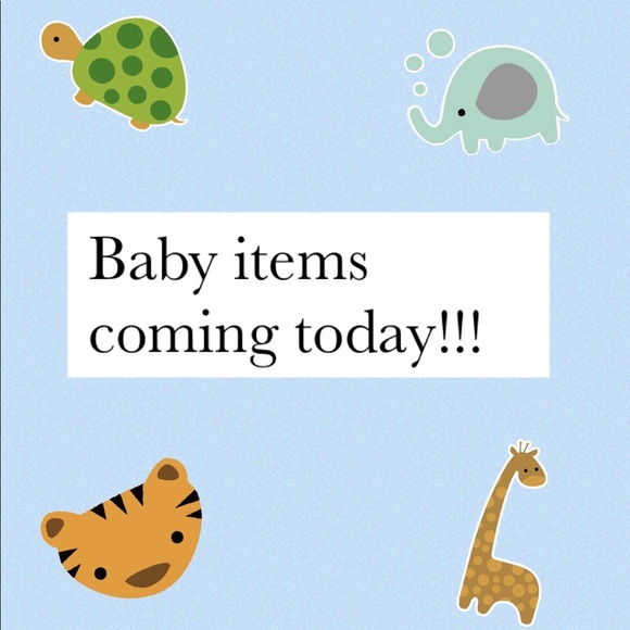 Other - NEW BABY ITEMS HERE